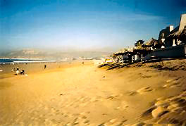 Abflug Agadir